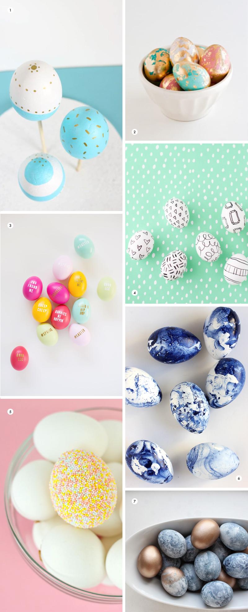 DIY Pâques : 7 idées créatives