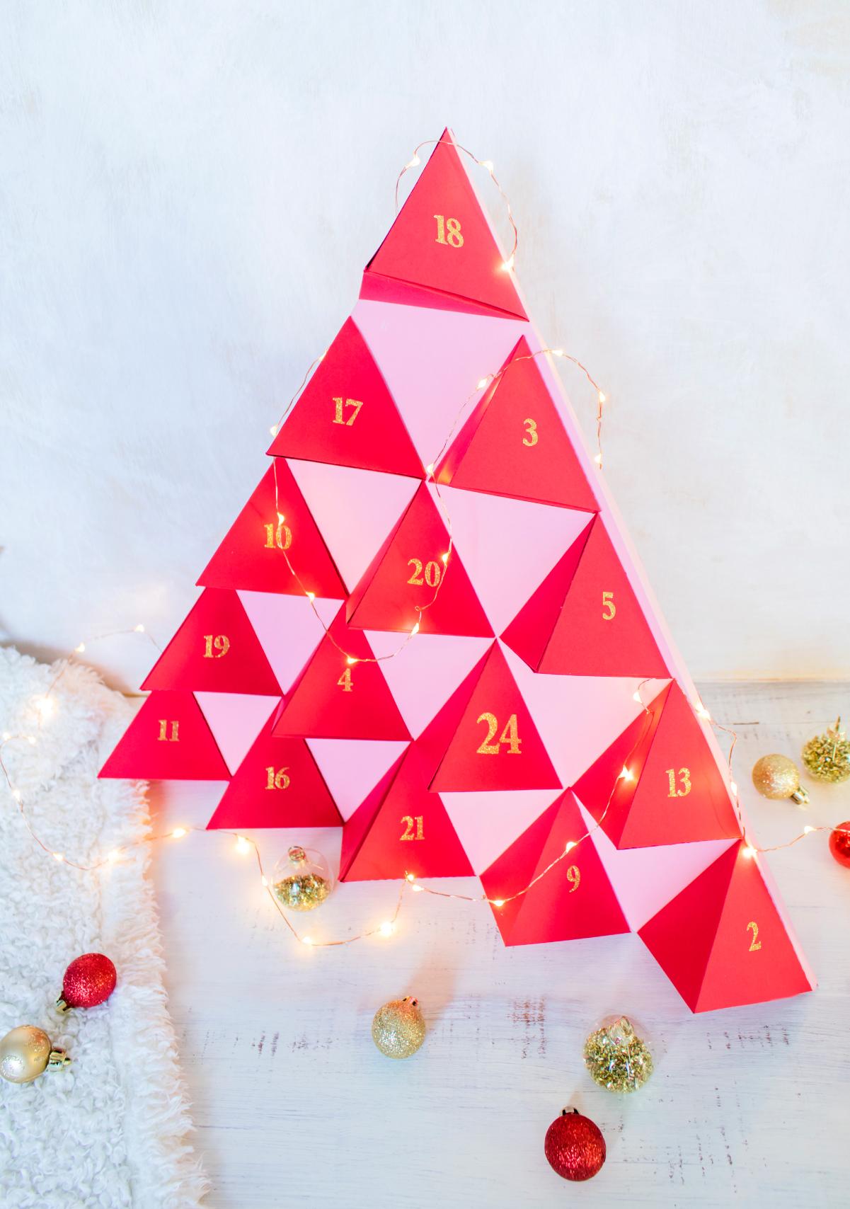 Calendrier de l'Avent - Christmas Tree