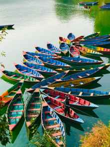 boats on body of water