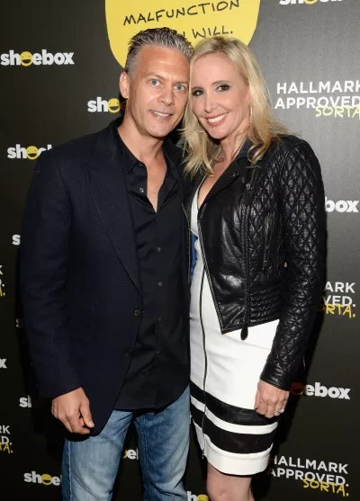 Shannon Beador and David Beador