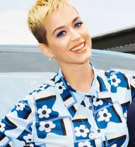 Katy Perry on CBS