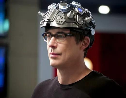 Harry Wells on The Flash