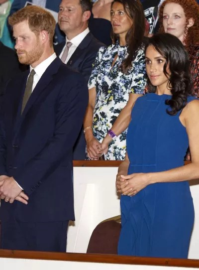 Meghan Markle and a Possible Bump