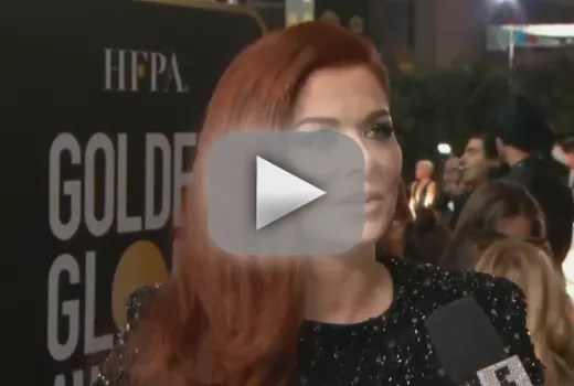 Debra messing praised for calling out e over gender pay gap