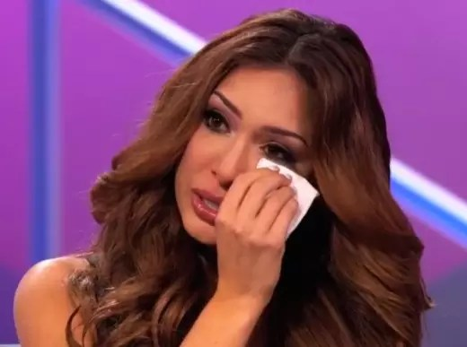 Farrah Abraham Cries on Teen Mom OG