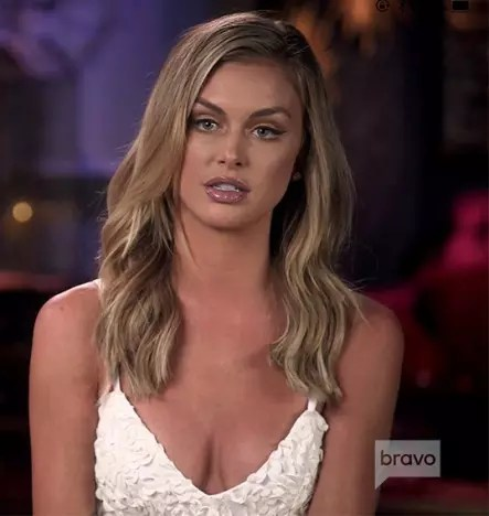 Lala Kent on Vanderpump Rules