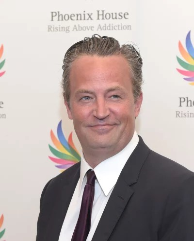 Matthew Perry in 2015