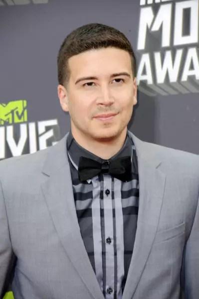 Vinny Guadagnino at MTV Movie Awards