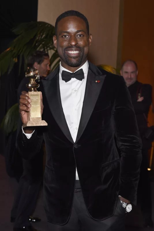 Sterling k brown makes history