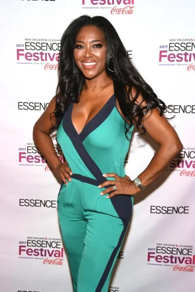 Kenya Moore on the Red Carpet