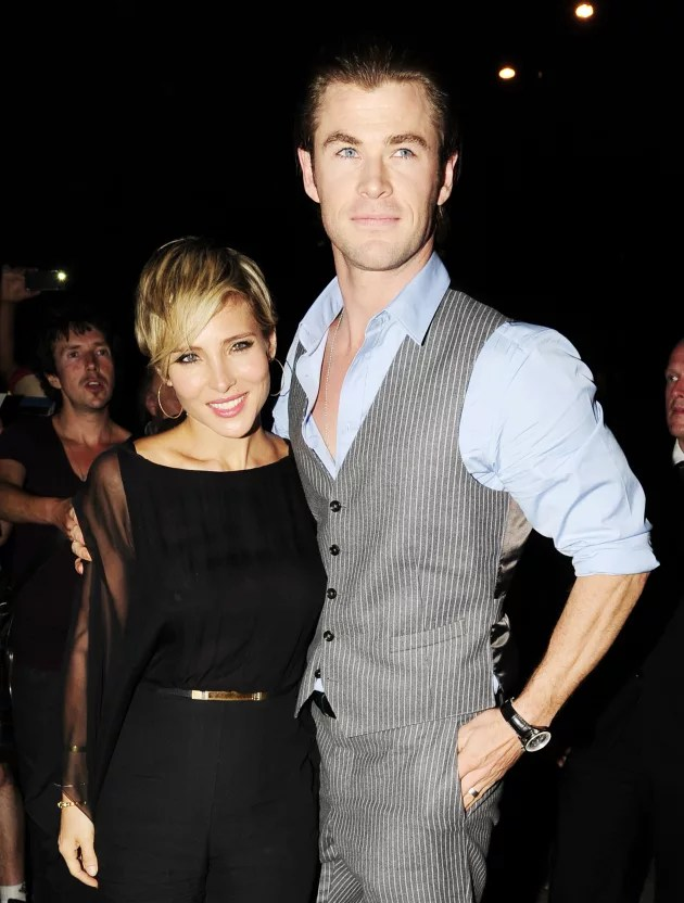 Elsa Pataky: Chris Hemsworth's Wife to Pose Nude for