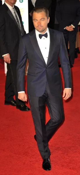 Leonardo DiCaprio: EE British Academy Film Awards