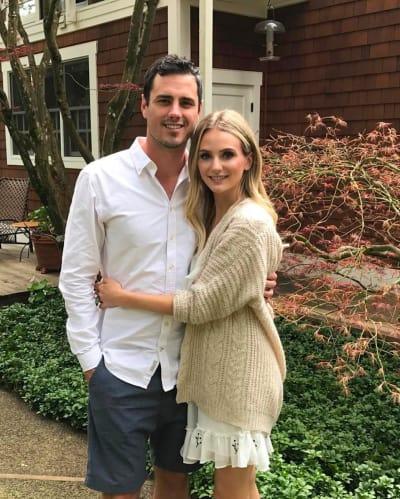 Lauren and Ben on Easter