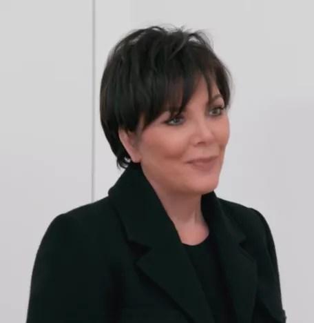 Kris Jenner on Season 15