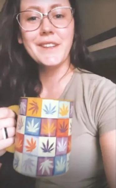 Jenelle's Weed Mug