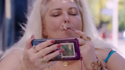 HEA 6x06 preview - Angela Deem is still smoking