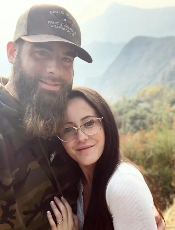 David eason and jenelle evans in love