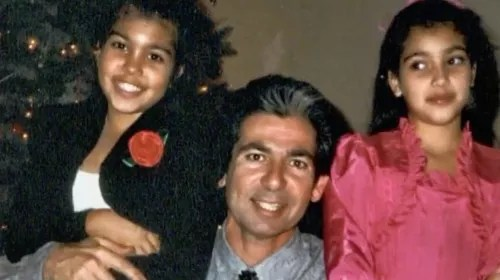 11 Photos of the Kardashians as Kids - Page 2 - The ...
