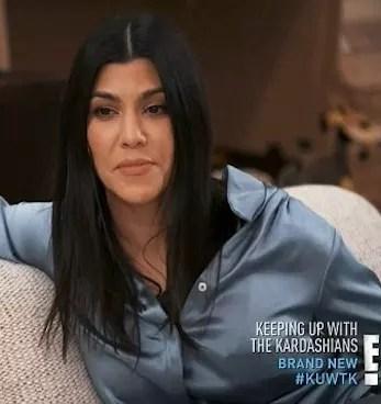 Kourtney Kardashian Argues