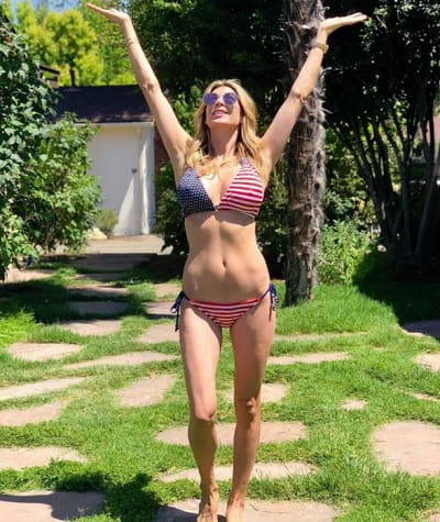 Alexis Bellino Celebrated Independence Day