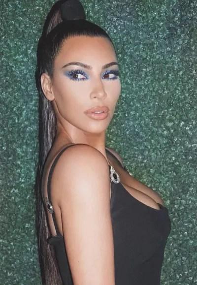 Kim Kardashian: Serious on Instagram
