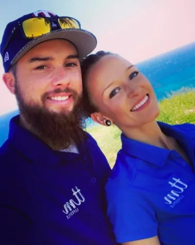 Maci Bookout, Taylor McKinney: A Selfie