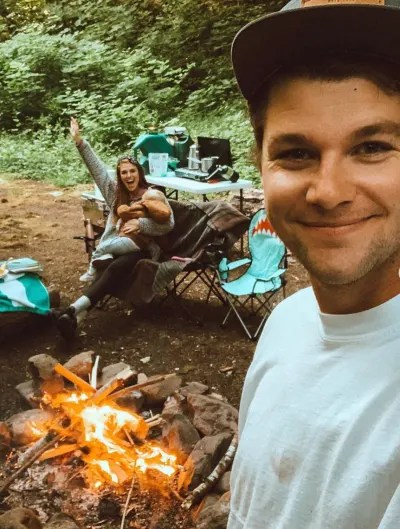 Jeremy Goes Camping