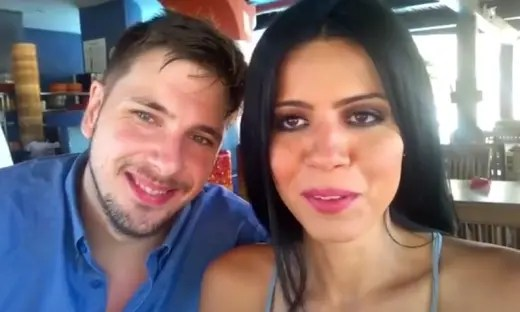 Colt and Larissa Meet in Mexico
