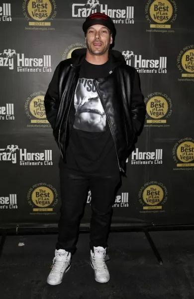 Kevin Federline Hosts: Crazy Horse's XXXMAS Party