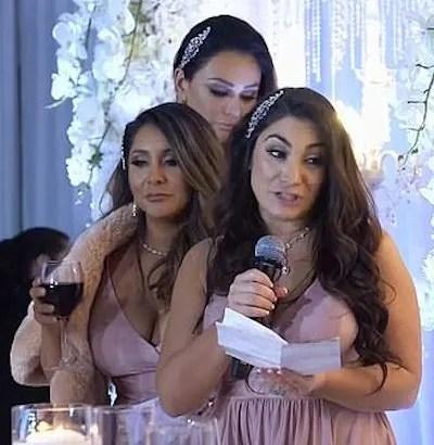 Jersey Shore Bridesmaids