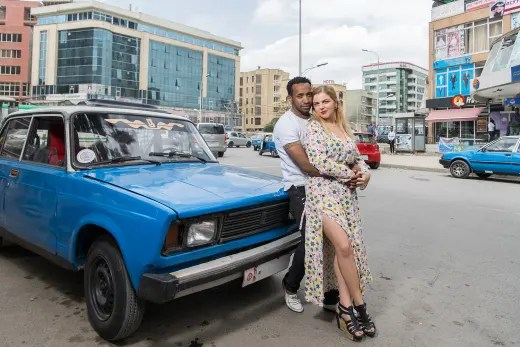 Ariela and Biniyam for 90 Day Fiance: The Other Way