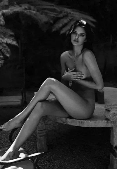 Kendall Jenner Naked Pic