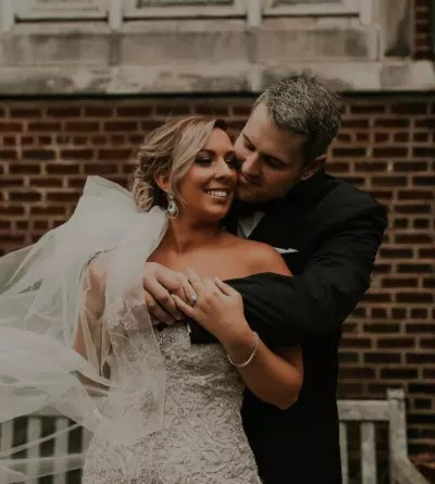Ryan Edwards Wedding Picture
