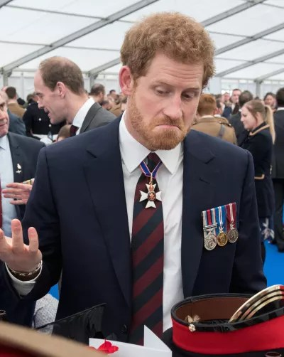 Prince Harry is Cute