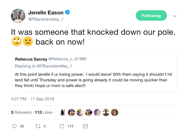 Jenelle has issues