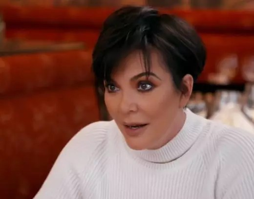 Kris Jenner Bonds with Scott Disick