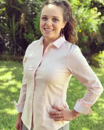 Jinger Duggar Post-Baby Body Photo