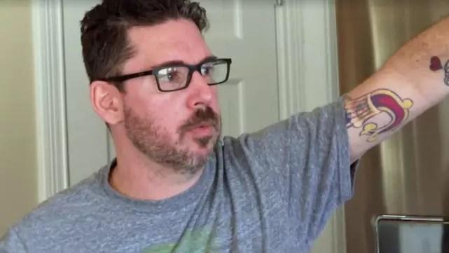 Matt baier is perplexed