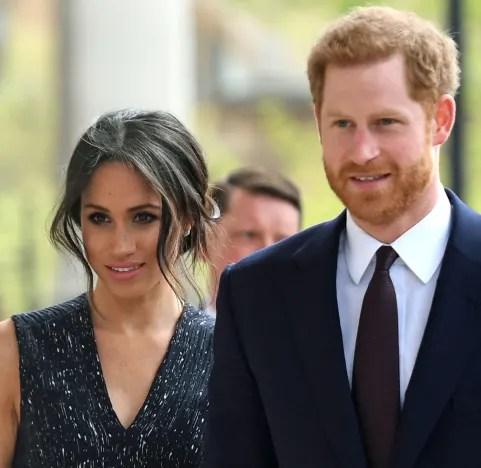Meghan Markle and Prince Harry: A Photo