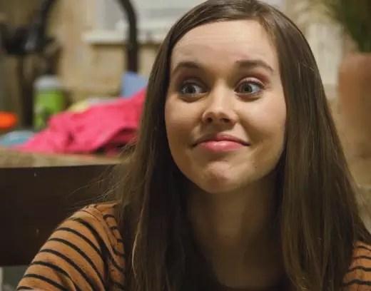 Jessa Duggar, Crazy-Eyes