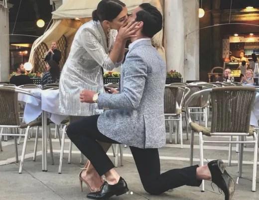 Val Chmerkovskiy and Jenna Johnson: Engaged!