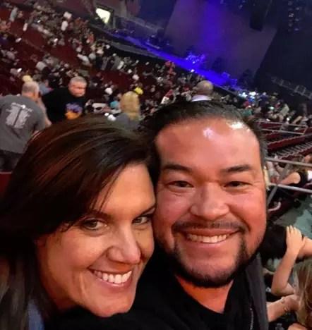 Jon Gosselin and Girlfriend Colleen Conrad
