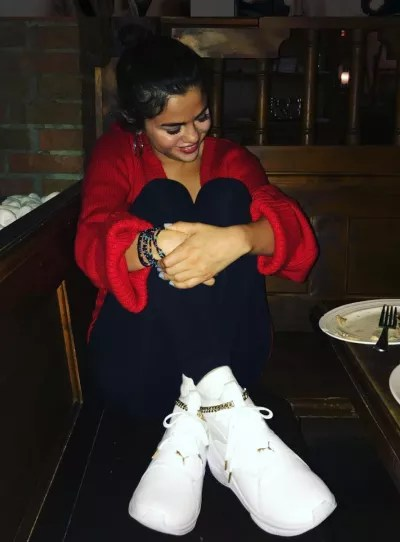 Selena Gomez in Pumas