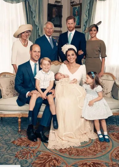 Kate, William, Meghan, Harry and Company