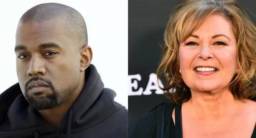 Kanye West-Roseanne