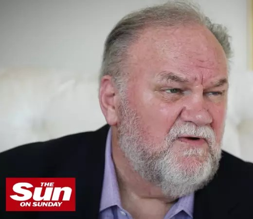Image result for thomas markle