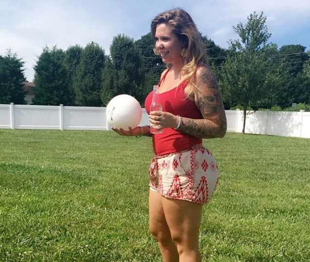 Kailyn Lowry Flaunts Big Weight Loss In Revealing Pic The Hollywood Gossip