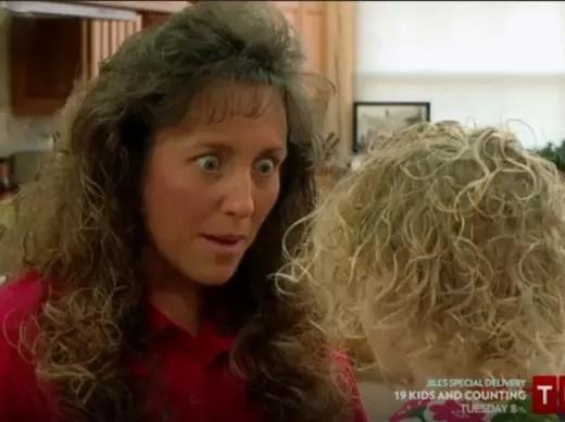 """Michelle """"Crazy Eyes"""" Duggar"""
