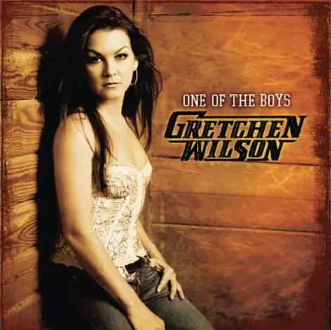 Gretchen Wilson Album Cover