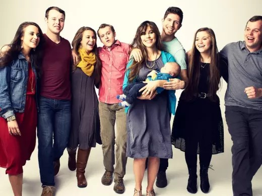 Duggars: Counting On Cast Photo
